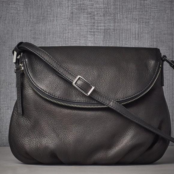 a66cc5443e Margot Purse Natalie zip flap crossbody leather. M 5c8447773e0caafbc15b7183